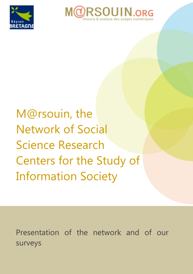 Presentation of the M@rsouin Network (PDF - 364.2 kb)